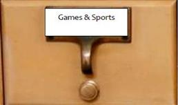 Games  Sports Page
