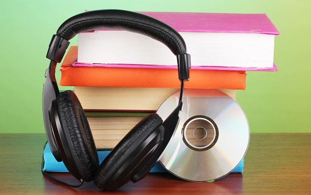 Audio Books List (PDF)