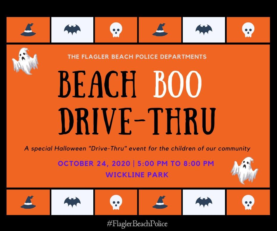 Halloween Drive ThroughOctober 24, 2020 at 5 pm