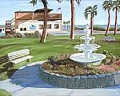 Veterans Park rendering by Sodi Griffin