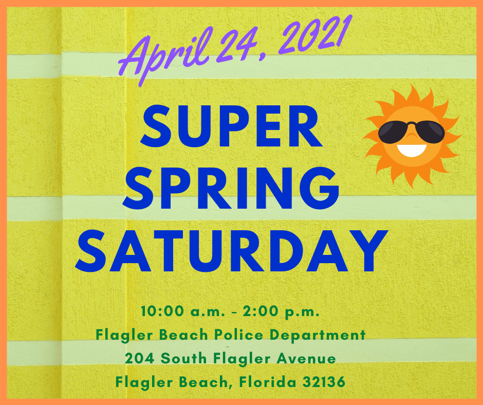 2021 - Super Spring Saturday